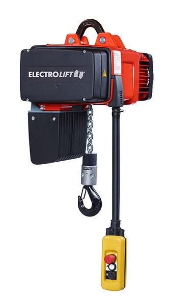 Elektrokettenzug SiXX mit Bügelaufhängung